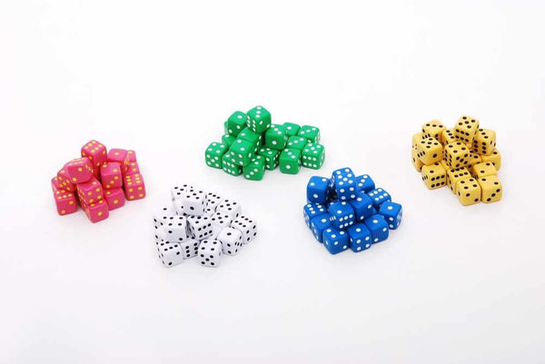 Spot Dice - Set of 100 - louisekool
