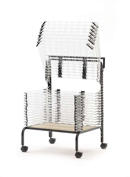 Spring Loaded Drying Rack - louisekool