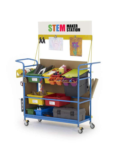 STEM Mobile Maker Station - louisekool