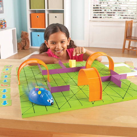STEM Robot Mouse Coding Activity Set - louisekool