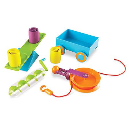 STEM Simple Machines Activity Set - louisekool