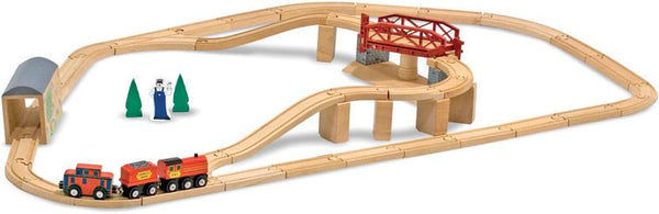 Swivel Bridge Train Set - louisekool