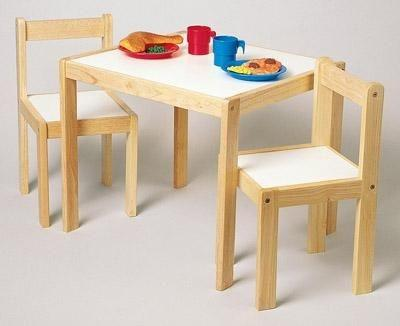 Table and Chairs - louisekool