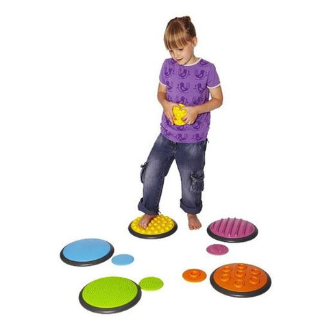 Tactile Disks - Set of 5 - louisekool