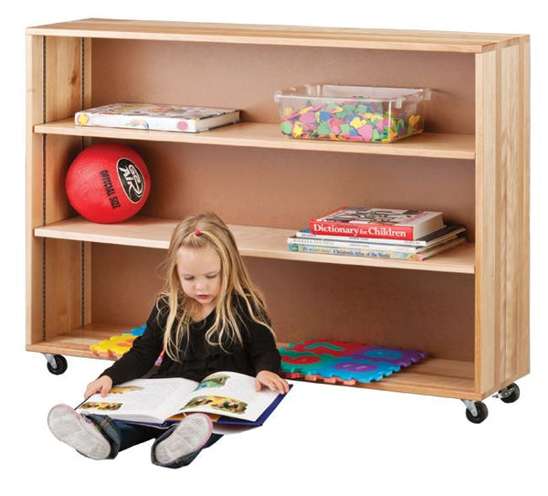 Tall Adjustable Bookshelf - louisekool