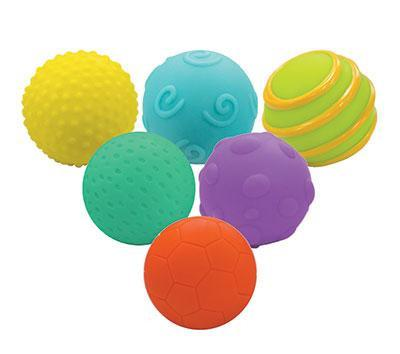 Textured Balls - Set of 6 - louisekool