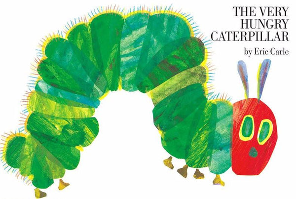 The Very Hungry Caterpillar Storytelling Book Set - louisekool
