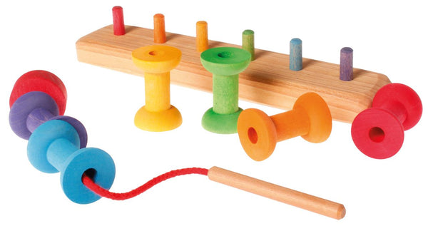 Thread Game Small Bobbins - louisekool