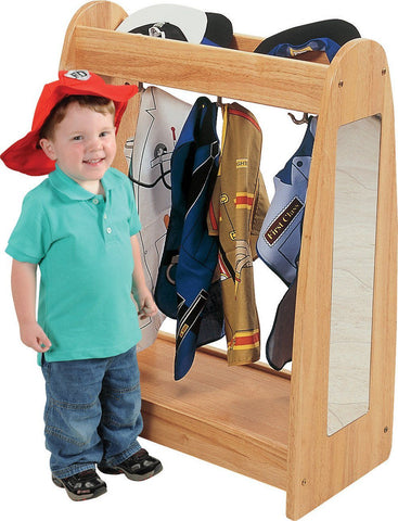 Toddler Dress-Up Storage - louisekool