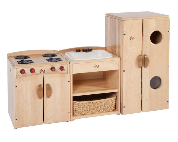Toddler Kitchen by Community Playthings - louisekool