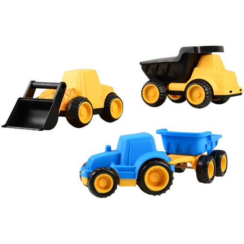 Toddler Tough Trucks Complete Set of 3 - louisekool