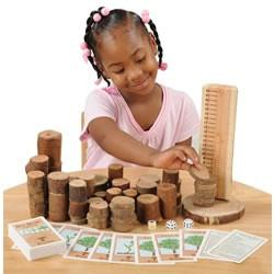 Tree Blocks Math Kit - louisekool