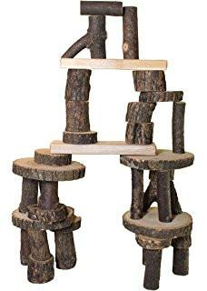 Tree Blocks - Set of 36 - louisekool