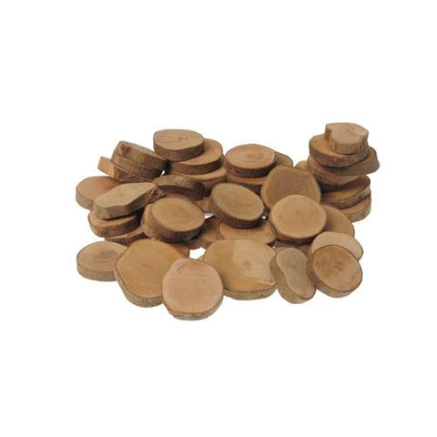 Tree Rings - 45 Pieces - louisekool