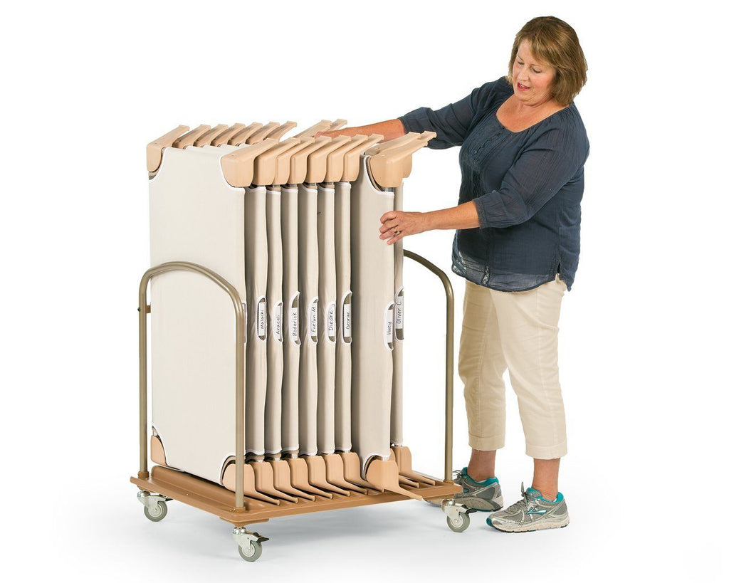 Vertical Cot Carts by Community Playthings - louisekool