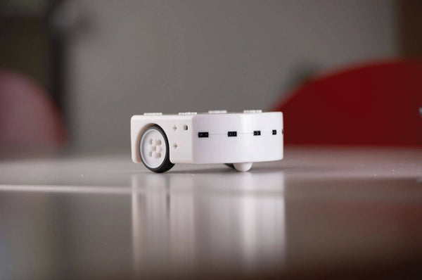 Wireless Thymio Robot - louisekool