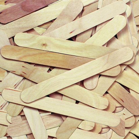 Wood Craft Sticks - louisekool