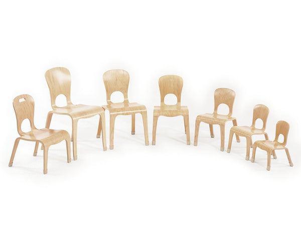 Woodcrest Chairs by Community Playthings - louisekool