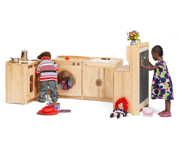 Woodcrest Complete Kitchen by Community Playthings - louisekool