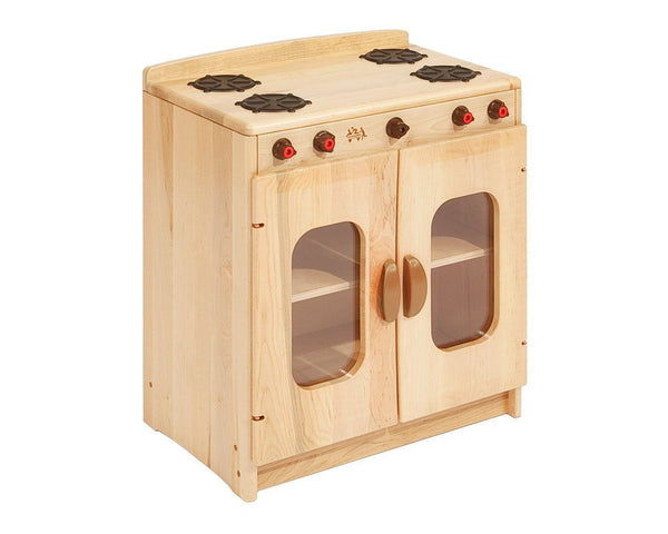 Woodcrest Stove by Community Playthings - louisekool