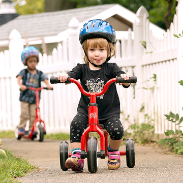 Tricycles and Trailers