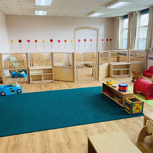 Opening a new classroom or enhancing an existing