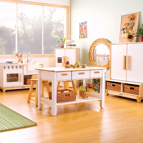 Versatile, timeless designs that engage a child's imagination to the fullest