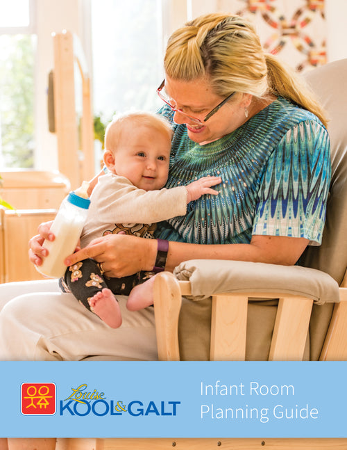 New 2021 Infant Room Planning Guide is here!