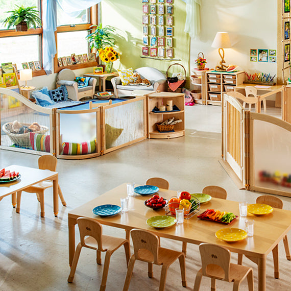 Community Playthings furnishings for the early years