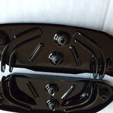 Rider Floor Boards Gloss Black (2007 & Newer Touring)