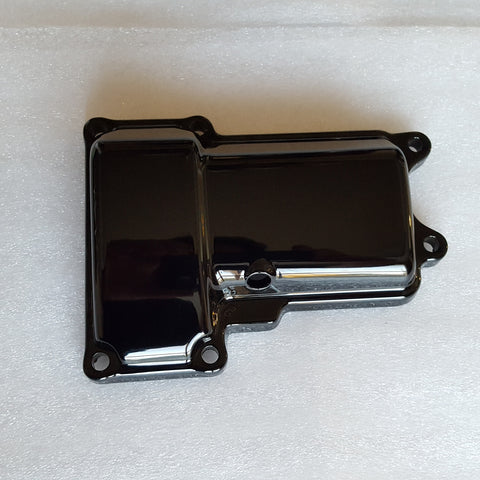 Top Transmission Cover Gloss Black (2007-2016 Touring Models)