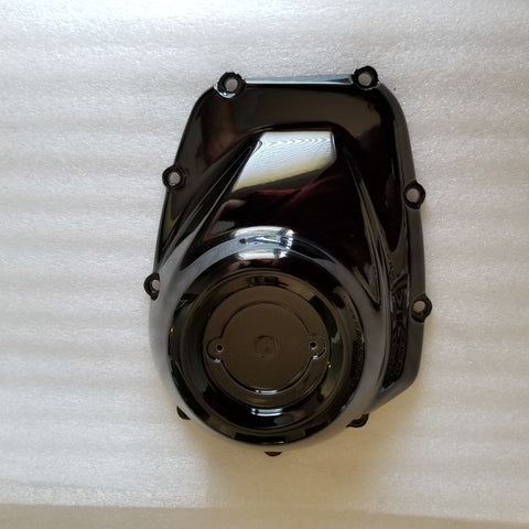 Cam Cover in Gloss Black (2017 and up Milwaukee 8 Touring Models)