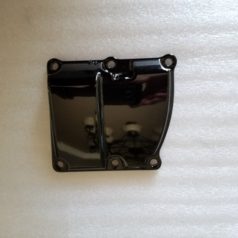 Top Transmission Cover in Gloss Black (2017 Milwaukee 8 Touring Models)