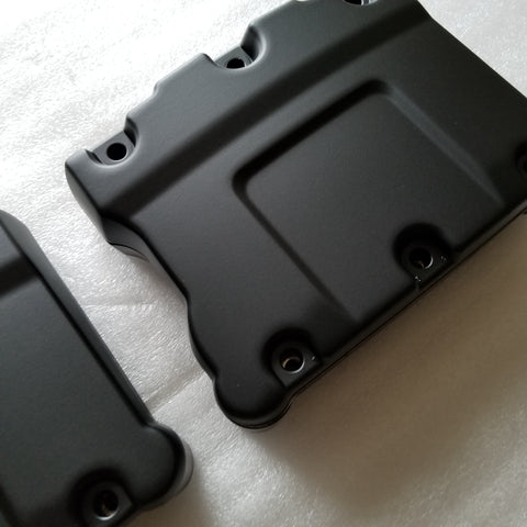 Rocker Box Covers Denim Black (2007 - 2016 Touring Models)