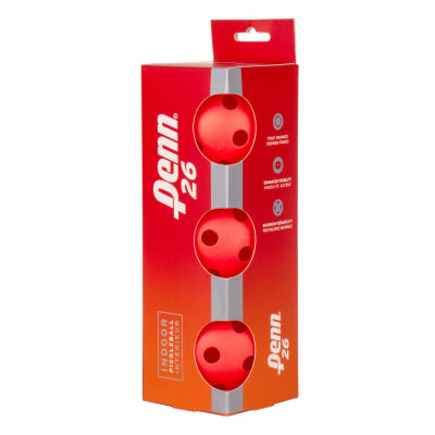 Penn 26 Pickleballs - 3 pack