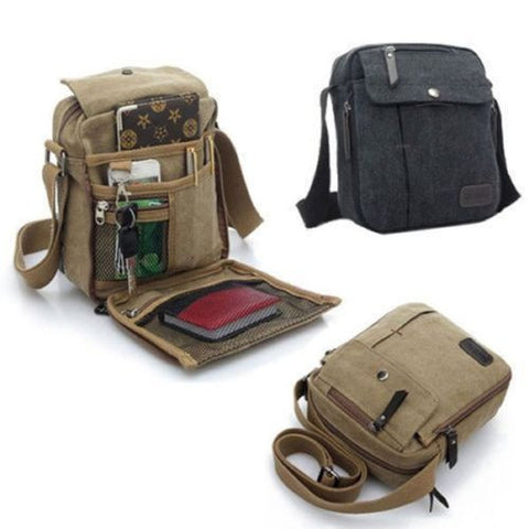 b5e970bf4d Unisex Multifunctional Canvas Traveling Bag - 3 colors – treasuresbyfamily