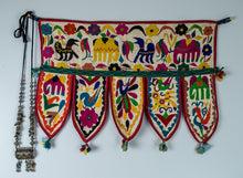 Toran- Kutch Embroidery Door Hanging, 19th century, India