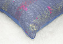 Set of 2 Vintage Kantha Quilt Pillow Cover