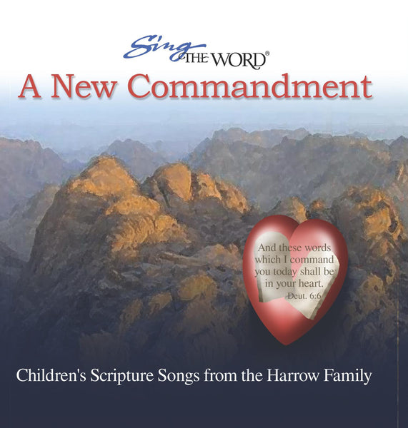 A New Commandment CD