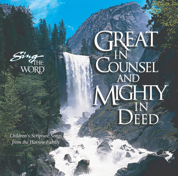 Great In Counsel CD