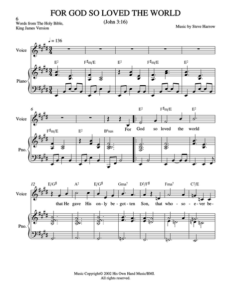 A New Commandment Sheet Music Downloads