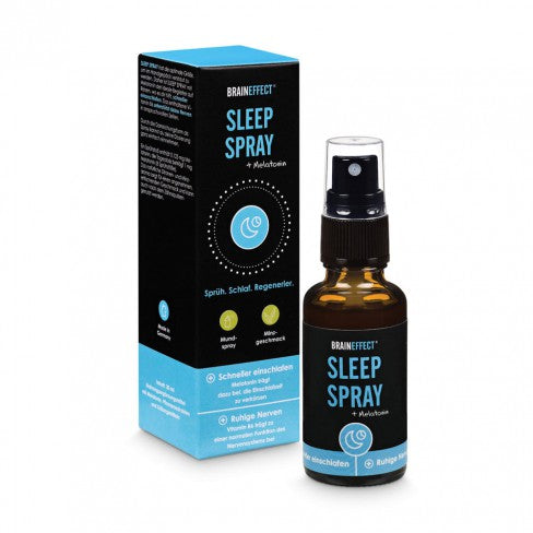 BrainEffect Nootropics - Sleep Spray - 5 ml Tester- Nachtrust - Nootropics Kopen.