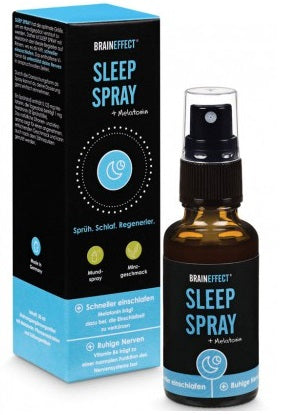 BrainEffect Nootropics - Sleep Spray - 30ml - Nachtrust - Nootropics Kopen.