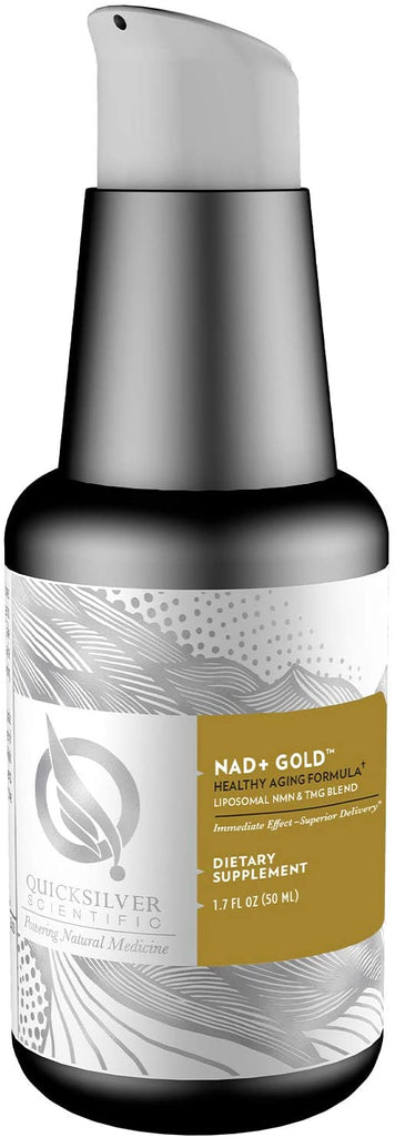 Quicksilver Scientific NAD+ Gold - Next Generation Anti-Aging Elixir - Nootropics Kopen.