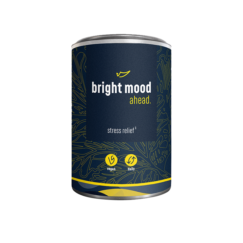 Bright Moods - Nootropics - Nootropics supplementen voor Concentratie en Focus