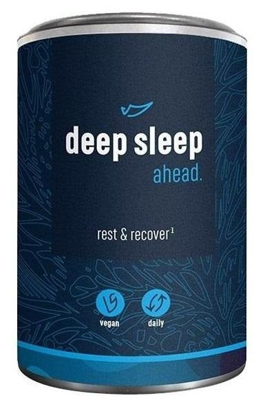 Deep Sleep - Nachtrust - Ahead Nutrition - 90 Caps - Nootropics Shop