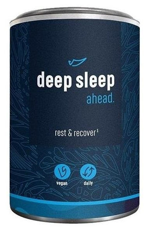 Deep Sleep - Nachtrust - Ahead Nutrition - 90 Caps - Nootropics Kopen.