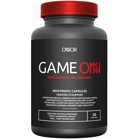 Onnor Game ONN Nootropics - 90 Caps - Nootropics Shop