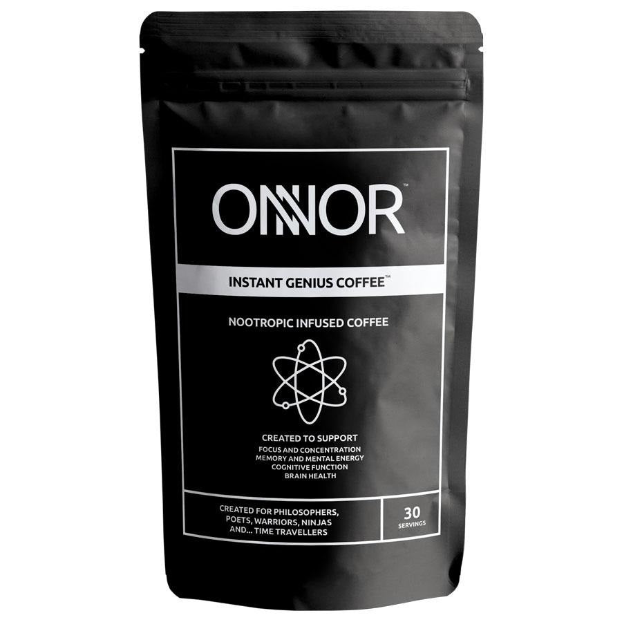 Onnor Instant Genius Coffee with Lion's Mane - Nootropics - Nootropics Kopen.