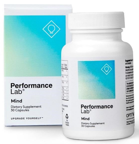 Performance Lab® Mind - Nootropics - 30 Caps - Nootropics Kopen.